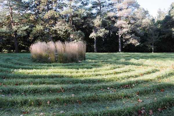 Ignatius natural growth labyrinth